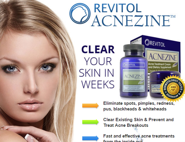 Revitol Acnezine Product Review Scam Report Worth Of Products